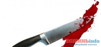 Раніше судимий волинянин напав на товариша з ножем