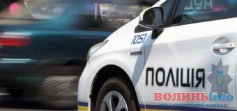 Поліція зупинила за порушення ПДР водія, який не мав права керувати транспортним засобом