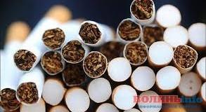 На Ягодині у жінки відібрали авто через цигарки. ФОТО