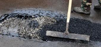 У Луцьку через будівництво зруйнували дорогу біля будинку