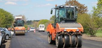 На дорозі Луцьк – Львів переходять до другого етапу ремонту