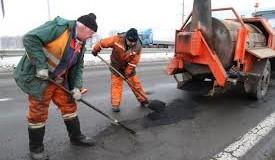 На ремонт дороги у Володимирі-Волинському держава виділить 5 мільйонів гривень