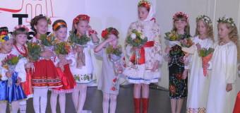 Як у Луцьку визначали міні-міс та міні-містера модних вихідних. ФОТО