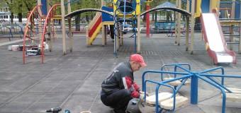 Фонд волинського нардепа облаштує 80 дитячих майданчиків