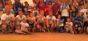 Луцька сім'я – найсильніша в Україні