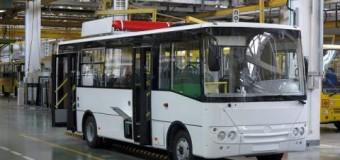 У Луцьку виготовляють перспективні автобуси. ФОТО