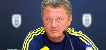 Маркевич попередив збірну України