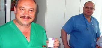 Волинській лікарні подарували ліки для недоношених діток