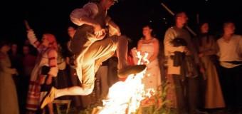 Лучан запрошують плести вінки та стрибати через багаття