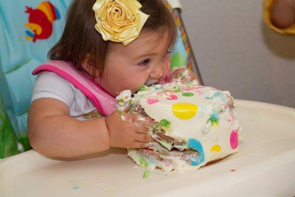 Торт ребенку фото