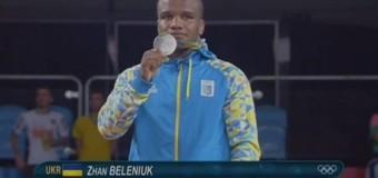 """Український борець взяв """"срібло"""" на Олімпіаді в Ріо"""