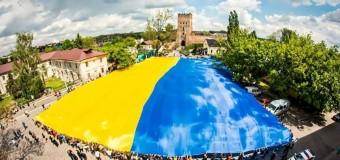 Погодинний графік заходів на День міста та День Незалежності в Луцьку