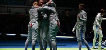 Українські шаблістки завоювали срібну медаль в Ріо