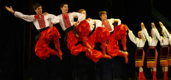 У Луцьку танцюватимуть гопак фольклорні колективи з семи країн світу