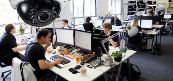Чи законне відеоспостереження в офісах?