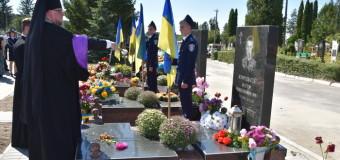 Чотирьом загиблим в АТО лучанам освятили пам'ятники