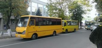 Маршрутка №1 та тролейбус №5 від сьогодні їздитимуть тимчасово за іншим маршрутом та графіком