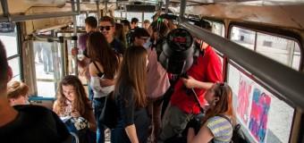 У Луцьку діти-переселенці безкоштовно їздитимуть у тролейбусах
