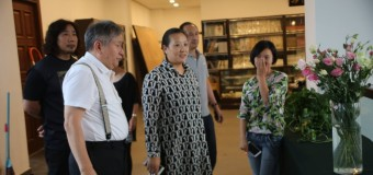 У Китаї відкрили музей українського поета