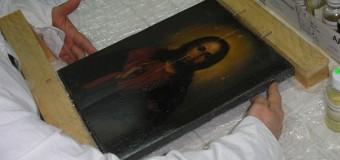 Вітчизняні та зарубіжні вчені у Луцьку ділились досвідом реставрації ікон