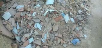 Лучани скаржаться на занедбану територію у Старому місті