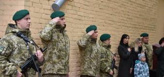 У Луцьку відкрили меморіальну дошку загиблому військовослужбовцю
