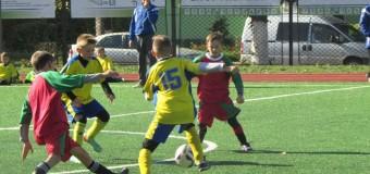 У Нововолинську відбувся турнір із футболу серед юнаків