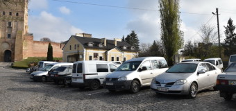У Старому місті в Луцьку відкрили платну парковку