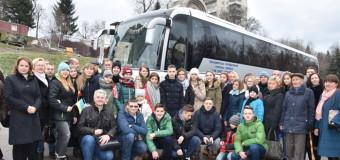 Луцькі школярі вирушили до Німеччини