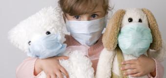 За п'ять тижнів на ГРВІ захворіло більше 20 тисяч волинян