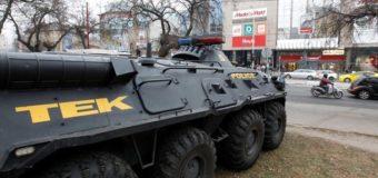 В столиці Угорщини після теракту в Німеччині на вулиці вивели бронетехніку