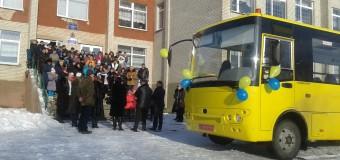 Сільські школи на Волині отримали автобуси