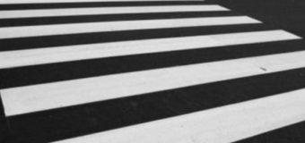 Лучани нарікають на небезпечний пішохідний перехід біля «ПортCity»