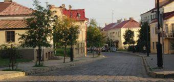 Створять карту історичної частини Луцька для незрячих