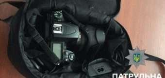 У Луцьку затримали продавця краденого фотоапарата