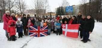 Діти та дружини загиблих волинських бійців побували у Львові