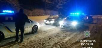 У Луцьку за два тижні сталось більше сотні сімейних сварок та десятки аварій