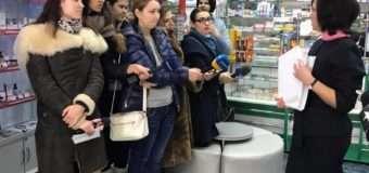 У Луцьку вперше в Україні надрукували інструкції до ліків для незрячих