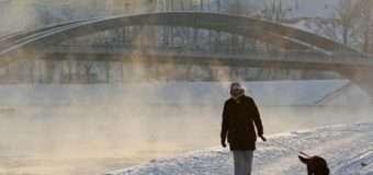 В Європі жертвами морозів стали 40 осіб