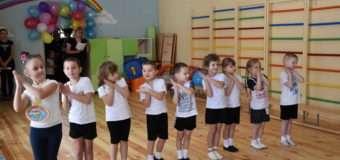 У Рокинях відкрили спортзал для дітей