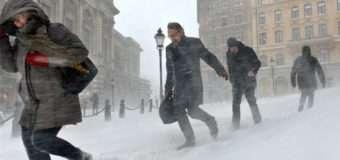 Через сильні морози у Європі загинуло уже понад 20 людей