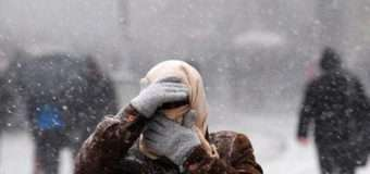 На Різдво в Україні буде різке похолодання