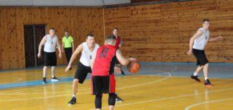 У Луцьку відбувся другий тур чемпіонату міста з баскетболу