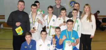 Волинські рукопашники привезли з Вінниці сім медалей