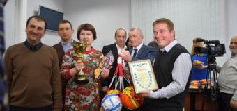 У Луцьку підбили підсумки Спартакіади та чемпіонату міста з футболу за 2016 рік