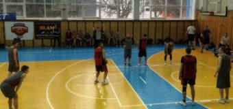 У Луцьку відбувся четвертий тур Відкритого чемпіонату міста з баскетболу