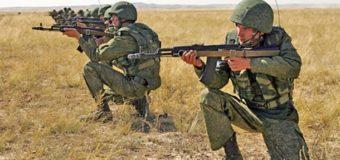 Росія стягнула до кордону 18 тисяч солдатів
