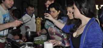 Відомі кухарі навчали волинян пекти паски та готувати вареники з судаком. ФОТО