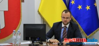 Верховну Раду України не повідомили про потребу в новому мері для Луцька