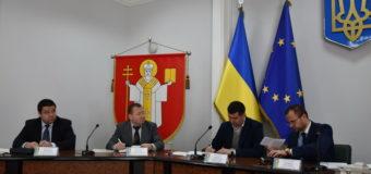 У Луцькраді розподілили обов'язки між заступниками міського голови